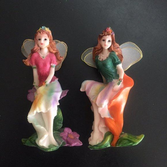 🧚♀️Vintage Fairy Figurines🧚♂️